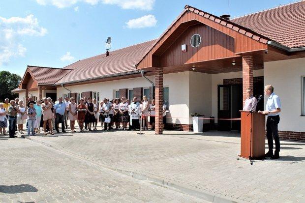 Centrum Aktywności Społecznej w Tomisławiu otwarte
