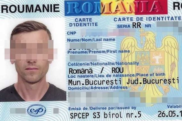 Ukrainiec zatrzymany na A4. Miał fałszywy… rumuński dowód osobisty
