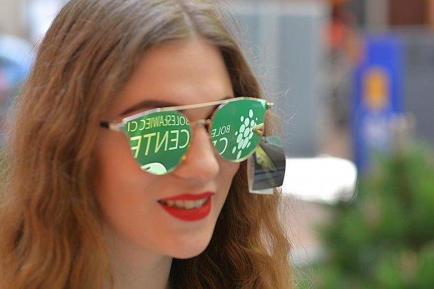 Okulary przeciwsłoneczne i pluszaki w zamian za paragony w Galerii BCC
