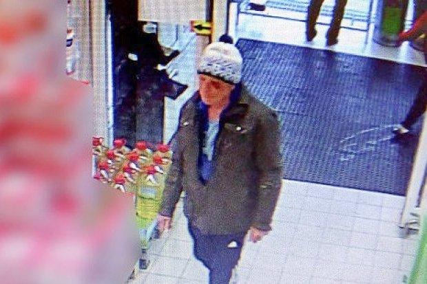 Policja szuka złodzieja 21... drogich czekolad. Poznajesz go?