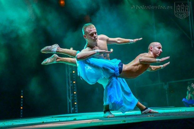 Piękny występ Teatru Ocelot