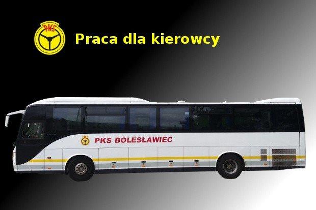 Zostań kierowcą PKS Bolesławiec!