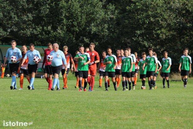 BKS wygrywa z Mierzwinem w pierwszej rundzie Okręgowego Pucharu Polski