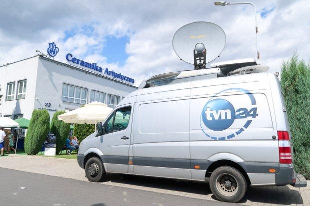 Świetna promocja ceramiki na antenach TVN24 i TVN24 BiS