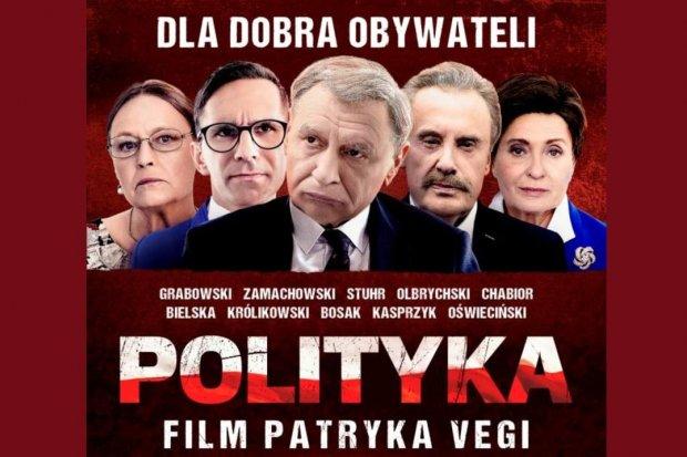 """Film """"Polityka"""" zniechęca do pójścia na wybory jesienią"""