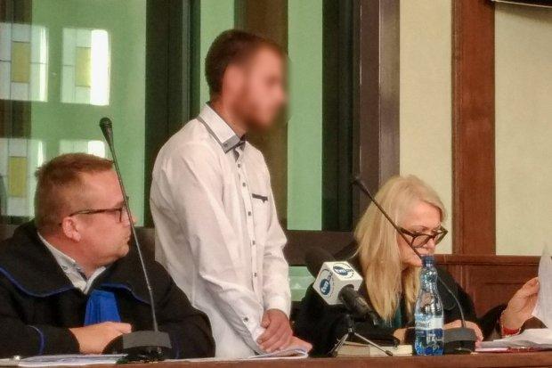 Dominik K., który zabił mężczyznę, nie idzie do więzienia! Jest wyrok sądu
