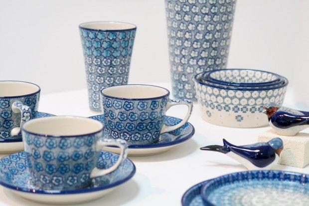 Takie są nowe wzory dekoracji ceramiki z Bolesławca