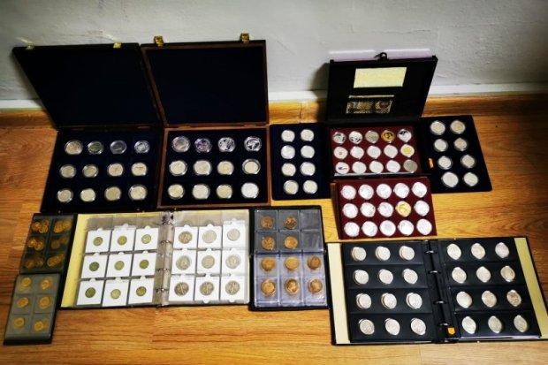Ukradli sejf ze srebrnymi i złotymi monetami. Grozi im 10 lat więzienia