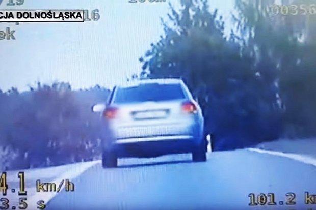 Przekroczyła prędkość o 58 km/h i straciła prawo jazdy na trzy miesiące
