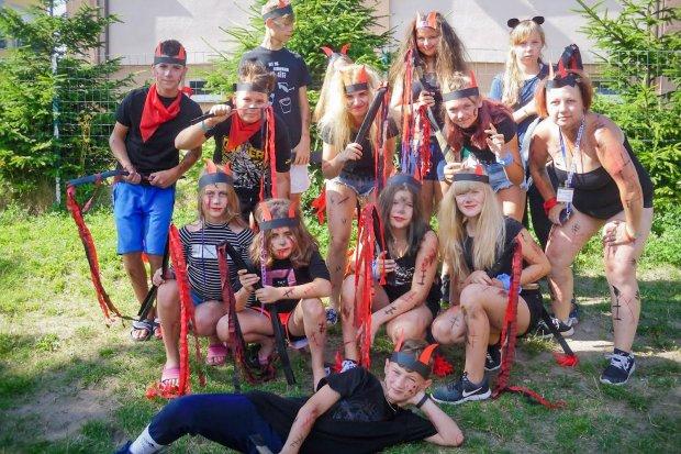 139 dzieci pojechało na wakacje zorganizowane przez TPD