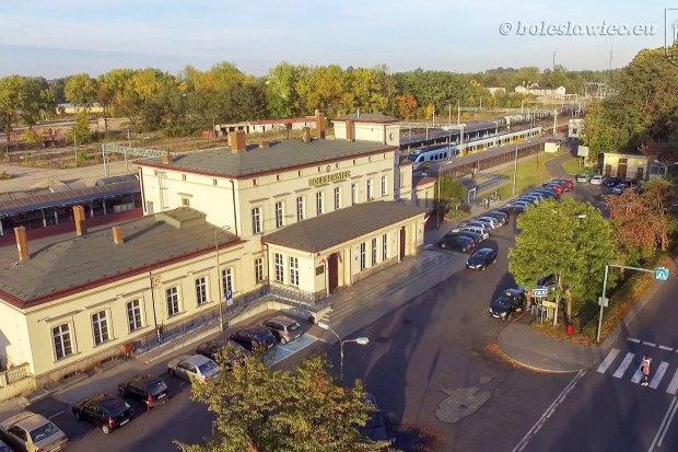 Dworzec PKP odzyska dawny blask
