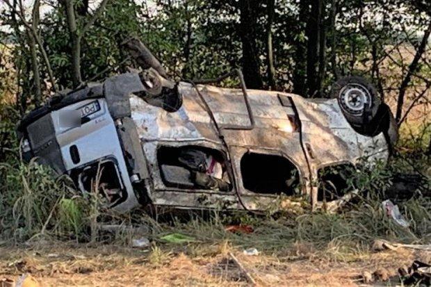 Tragedia na A4: 5 osób zginęło, a 2 zostały ranne w wypadku