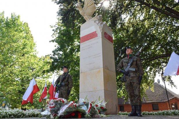Bolesławiec uczcił 80 rocznicę wybuchu II wojny światowej
