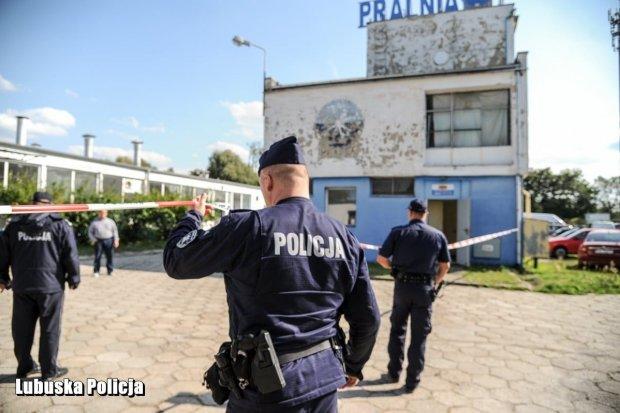 Zabił w Lubuskiem 26-letnią kobietę. Napastnik zastrzelony w Niemczech