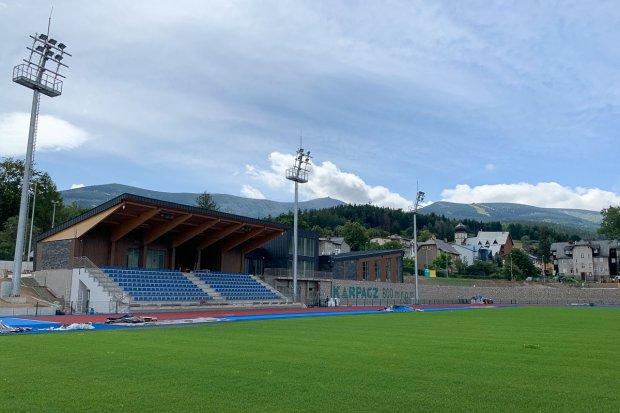 Nowy stadion dla lekkoatletów