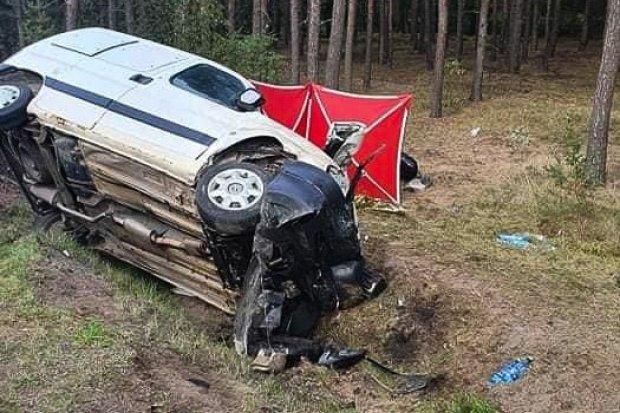 Sprawca śmiertelnego wypadku w Kozłowie aresztowany