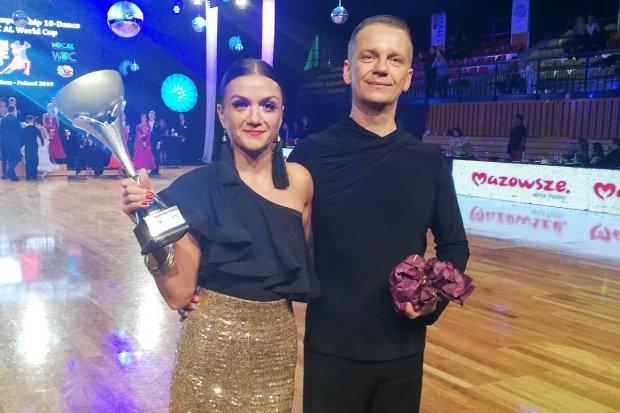 Justyna Tylicka i Sebastian Burczyk PONOWNIE wytańczyli tytuły mistrzów świata!