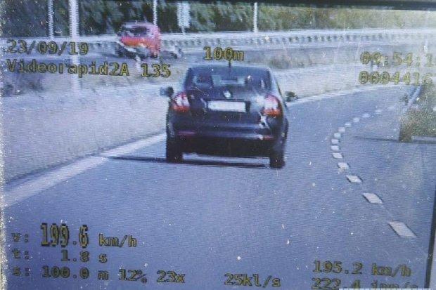 Kolejni piraci drogowi ukarani przez grupę SPEED. Jeden gnał z prędkością 209 km/h