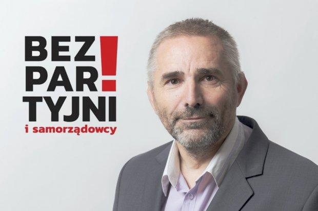 Krzysztof Mirosław Lewicki: nie obiecuje, załatwia!