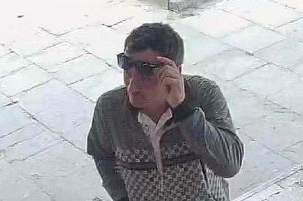Ukradł portfel, używał cudzych kart. Poznajesz? Powiadom policję!