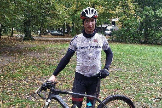 Strażak z Nowogrodźca najlepszy na rowerowych zawodach w Wolsztynie