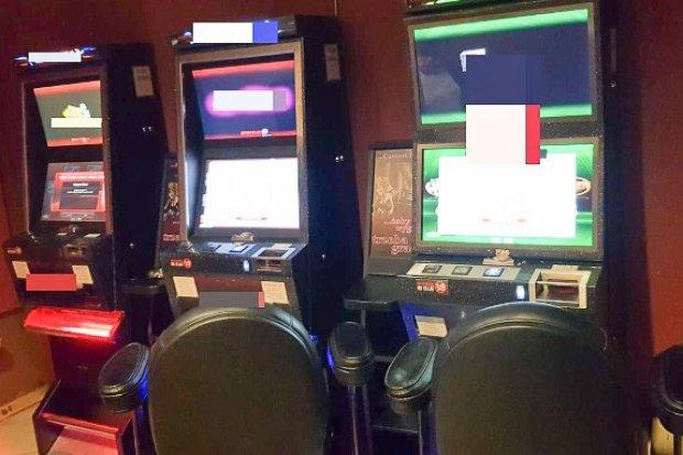 Kolejny nielegalny salon gier zlikwidowany. Tym razem w samym Rynku