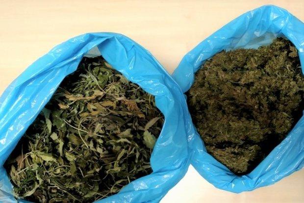 Przechwycili ponad… 6 kilogramów marihuany
