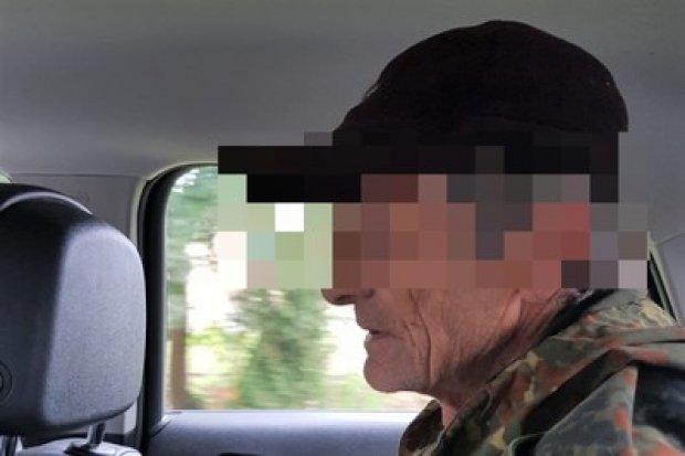 Poszukiwany przestępca zatrzymany. Przez 10 lat ukrywał się w… lasach