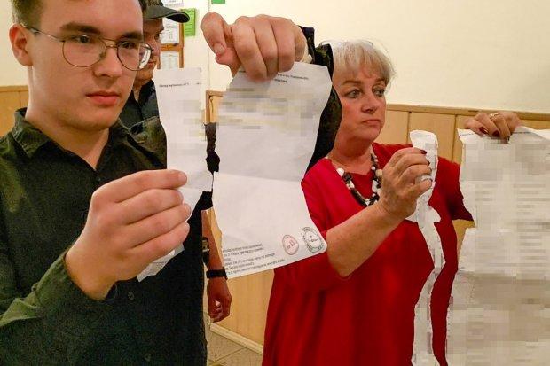 Incydent podczas głosowania w Bolesławcu, interweniowała policja