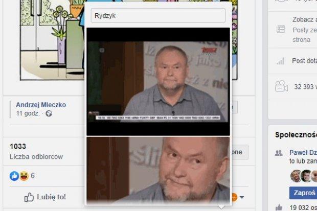 Lekarz z Warty Bolesławieckiej doczekał się własnej animacji na facebooku!