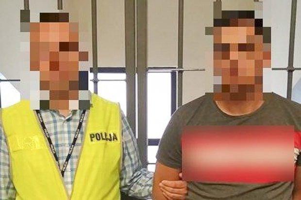 Podawał się za policjanta, wyłudził od matki i córki... 35 tys. zł. Jest areszt