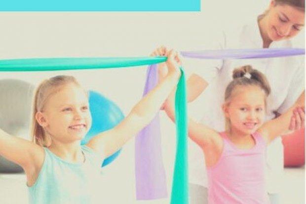 Nowość: gimnastyka korekcyjna dla dzieci w Fit Style Zone