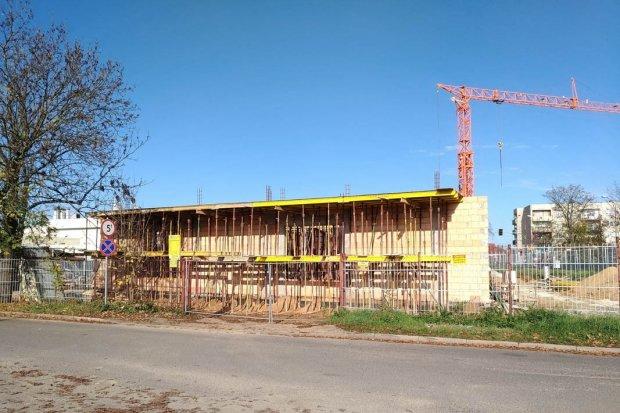 Nowa inwestycja przy ulicy Staszica