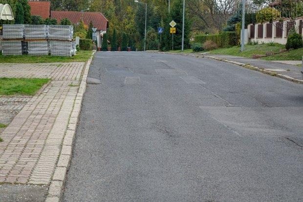Będzie remont drogi i chodników przy Tulipanowej