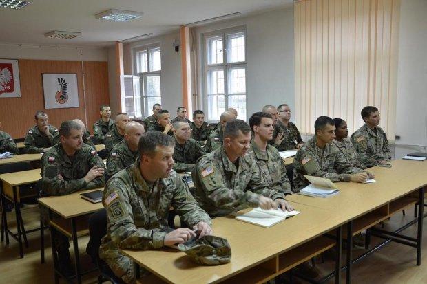 Piąta zmiana US Army w Bolesławcu – współpraca i wspólne szkolenie