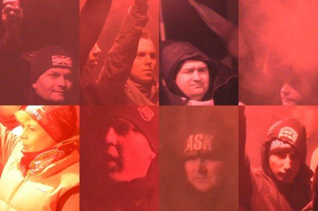 Wrocławski marsz. Policja publikuje wizerunki 10 kolejnych osób, które naruszyły prawo