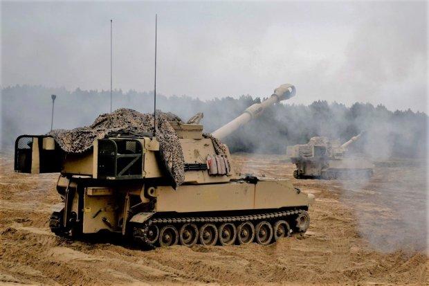 Polsko-amerykański Trening Kierowania Ogniem 23pa