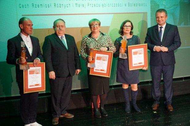 Najlepsi nauczyciele zawodu to: Weronika Bitowska, Kamila Lubczyńska i Wojciech Farbotko