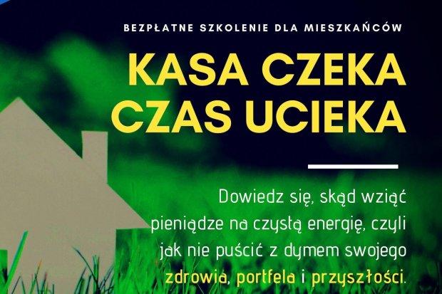 Szkolenie antysmogowe dla mieszkańców Bolesławca