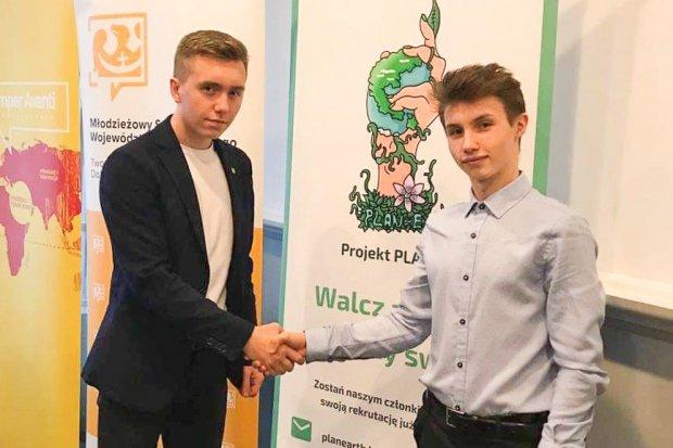 Bolesławiecki Plan-E współpracuje z Młodzieżowym Sejmikiem Województwa Dolnośląskiego