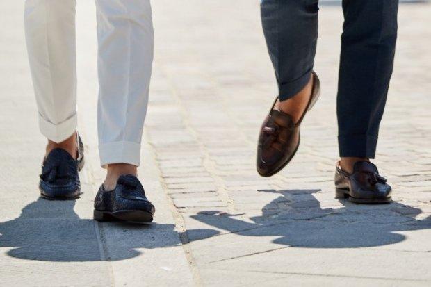 Mokasyny męskie – klasyczne i wygodne buty