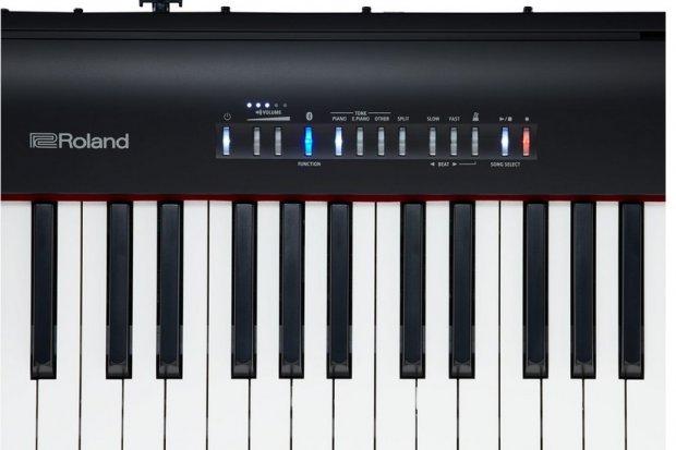Pianino elektryczne – dobry start w muzykę instrumentalną