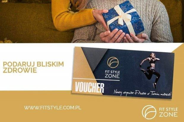 Święta lada moment! W promocji vouchery na zdrowie od Fit Style Zone