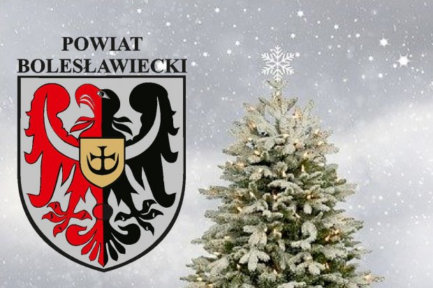Świąteczne życzenia od Powiatu Bolesławieckiego
