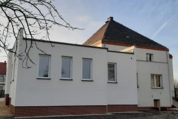 Rozbudowa przedszkola w Gromadce zakończona