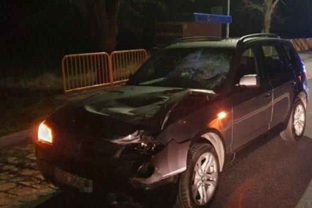 Sprawca śmiertelnego wypadku aresztowany. 57-latka zginęła na miejscu