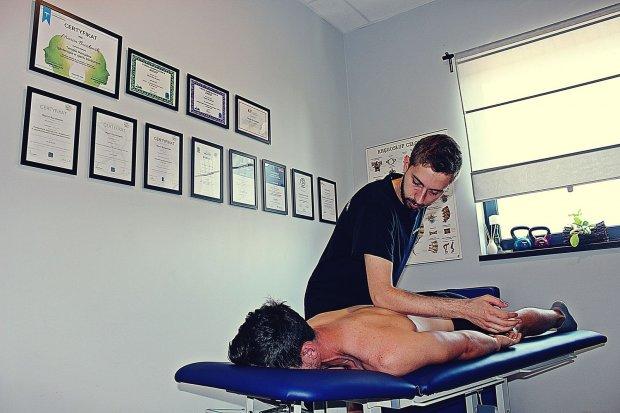 Profesjonalny gabinet fizjoterapii i masażu dla dzieci i dorosłych w Fit Style Zone