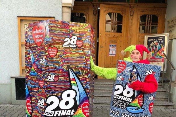 Finał WOŚP w Bolesławcu: drift BMW, morsowanie, turniej piłkarski, koncerty