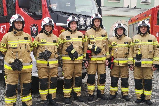 Strażacy z Warty Bolesławieckiej podsumowali ubiegły rok
