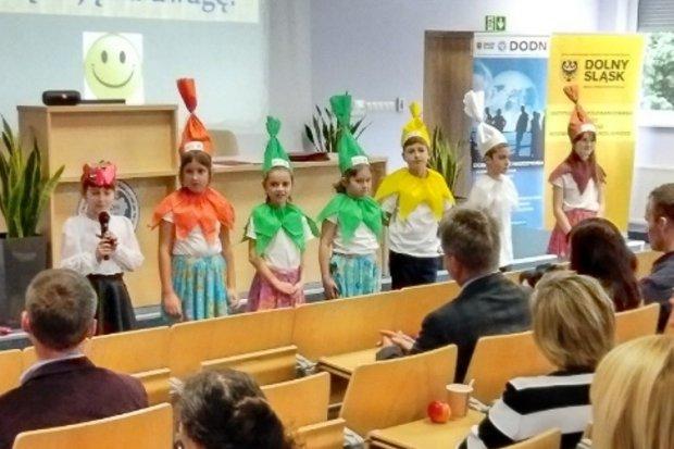 Szkoła Podstawowa nr 2 promuje zdrowie najlepiej w Bolesławcu!